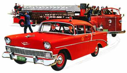 "Chevrolet ""Two-Ten"" (1956)"
