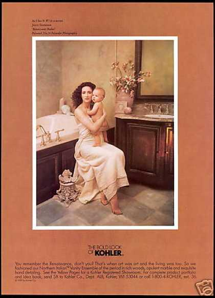 Kohler Bathroom Fixtures Pretty Woman Baby (1993)