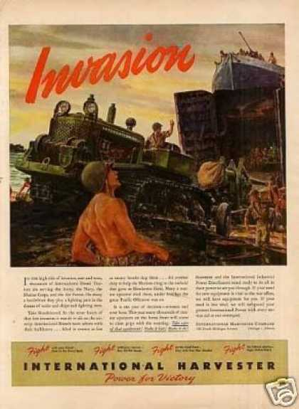 International Harvester Tractor (1944)