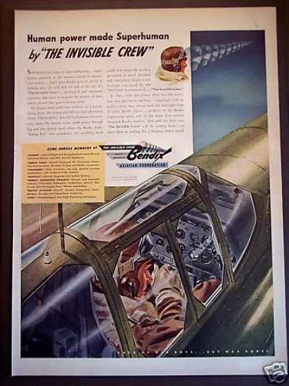 "Bendix Aviation Corp ""Invisible Crew"" (1943)"