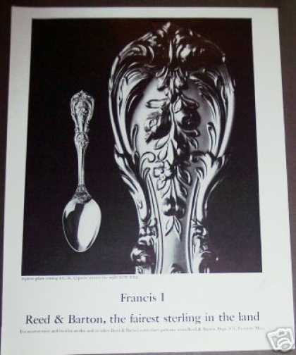 Reed & Barton Francis I Sterling Silver (1961)