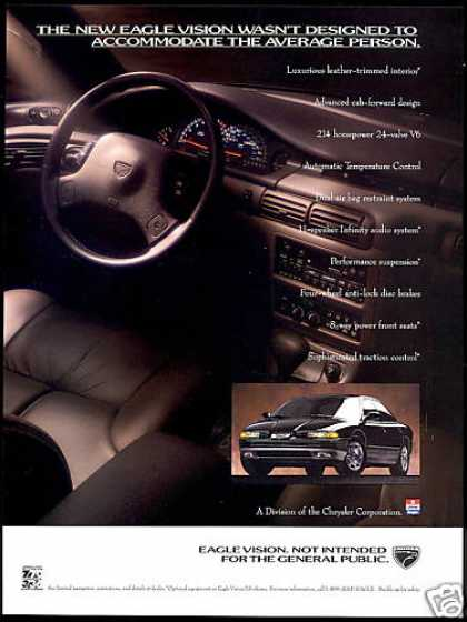Chrysler Eagle Vision Tsi Car Photo (1993)