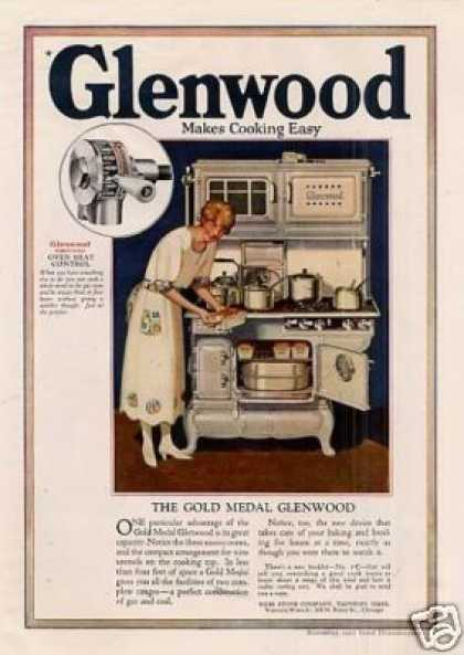 Glenwood Range Color (1923)