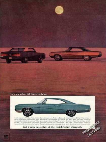 "Buick Lesabre Photos ""New Smoothie"" (1967)"