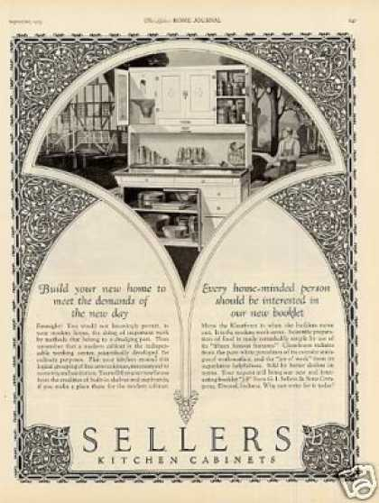 Sellers Kitchen Cabinet (1925)