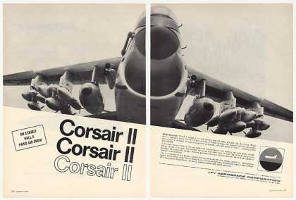 LTV A-7 Corsair II Aircraft Photo (1969)
