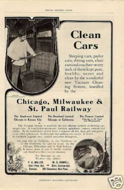 Chicago, Milwaukee & St. Paul Railway (1907)
