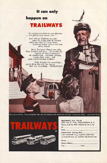 Trailways (1959)