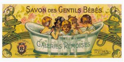 Savon des Gentils Bebes