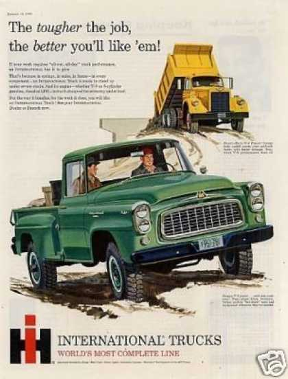 International Trucks (1960)