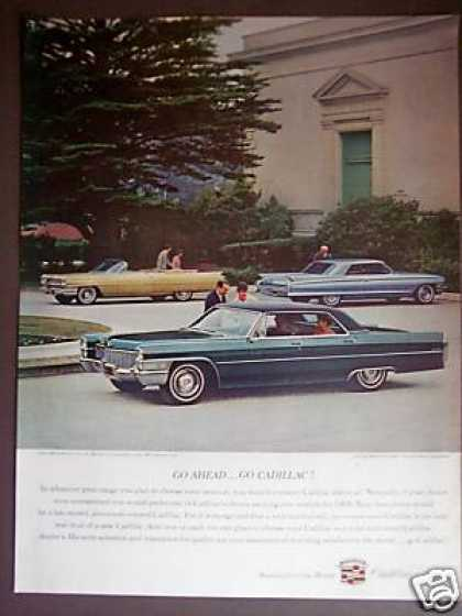 Cadillac Sedan De Ville 64' 62' Coupe Photo (1965)
