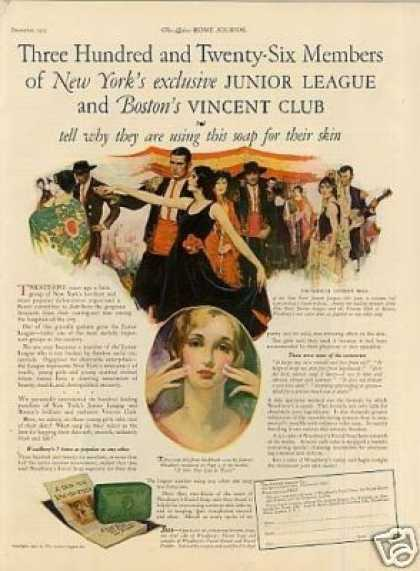 Woodbury Soap (1925)