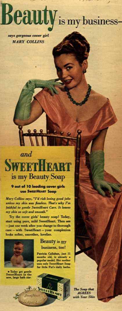 SweetHeart – Beauty is my business- (1951)