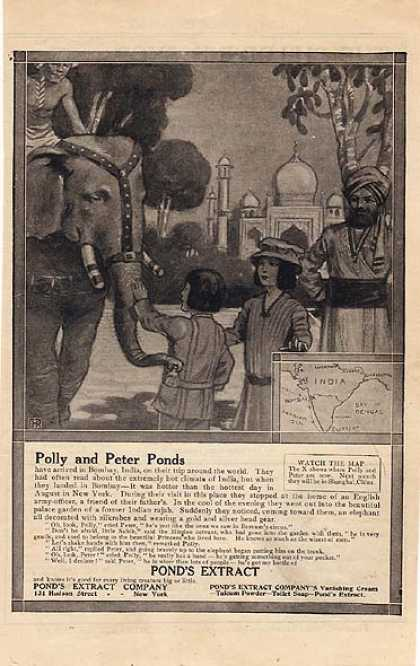 Pond's Pond's Extract (1906)