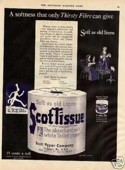 Scottissue Color (1925)