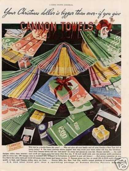 Cannon Towels (1935)