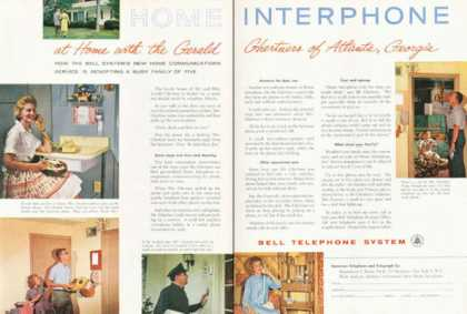Bell System Home Interphone System (1961)