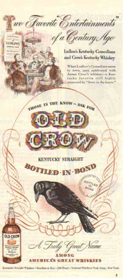 Old Crow – Ludlow's Kentucky Comedians (1948)