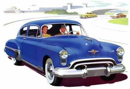 "Oldsmobile ""88"" Club Sedan (1949)"