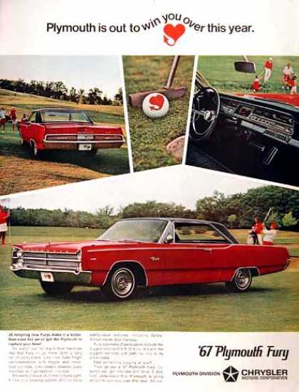 Plymouth Fury III Coupe (1967)