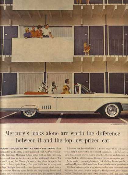 Ford's Mercury (1960)