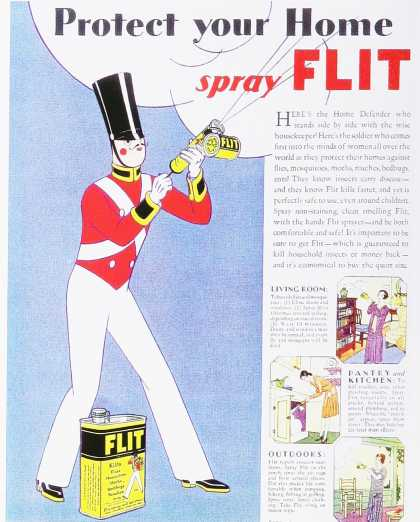 Flit Home Protection Spray