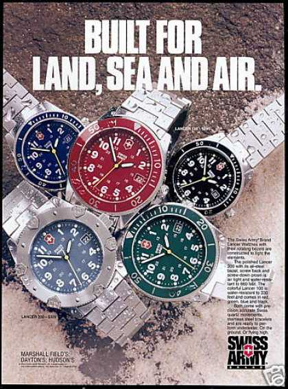 Vintage Jewelry And Watches Ads Of The 1990s Page 3
