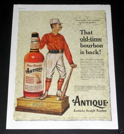 Four Roses, Bourbon Whiskey (1959)