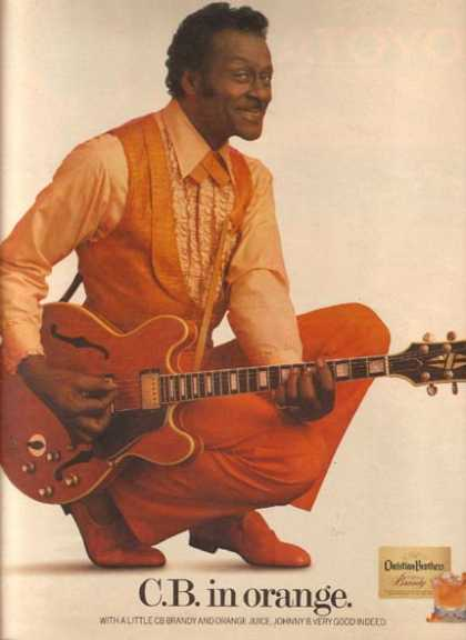 Chuck Berry – Christian Brothers (1987)
