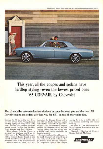 Chevy Corvair 4 Door (1964)