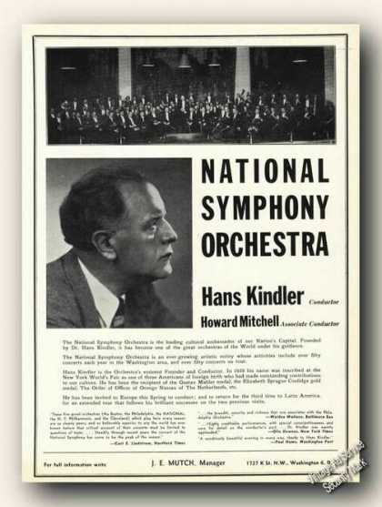 Hans Kindler/nationa (1948)