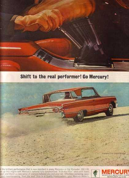 Ford's Mercury (1963)