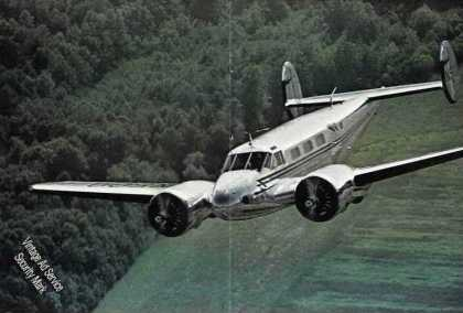 Photos & Article 1946 D18s Twin Beechcraft Feature (1971)