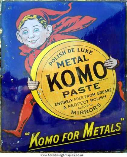 Komo Metal Polish