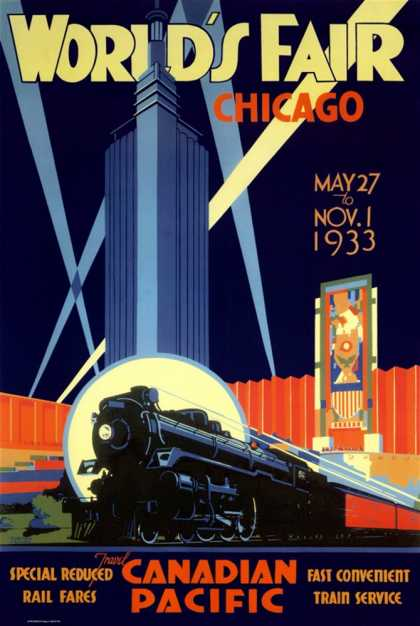 World's Fair Chicago (1933)