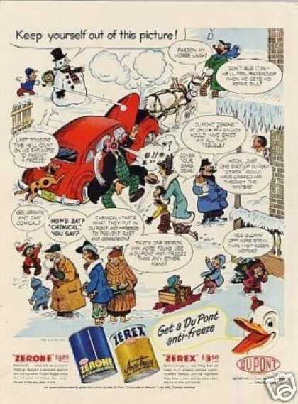 Dupont Anti-freeze (1946)