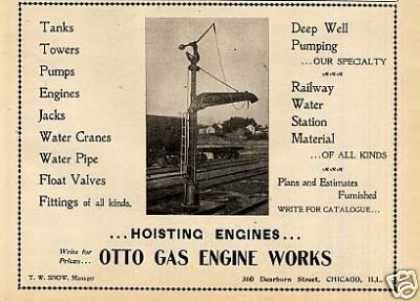 Otto Gas Engine (1900)