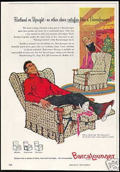 Vintage Furniture Ads Of The 1950s Page 4