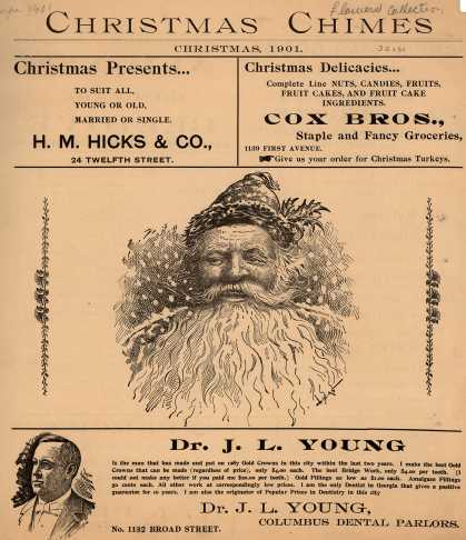 Various &#8211; Christmas Chimes (1901)