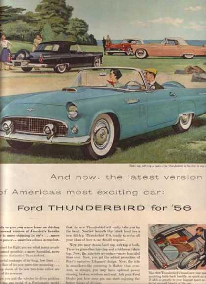 Ford's T-Bird (1955)