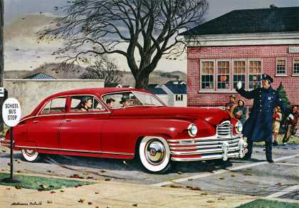 Packard Melbourne Brindle (1948)
