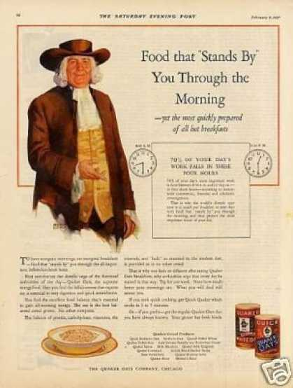 Quaker Oats Color (1927)
