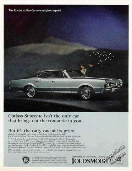 Oldsmobile Cutlass Supreme Nice Photo (1967)