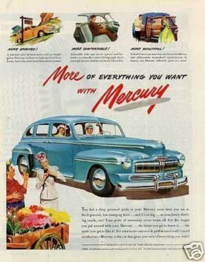 Mercury Car (1946)