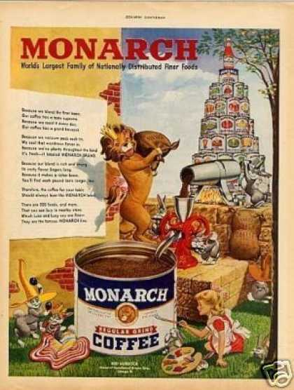 Monarch Coffee (1949)