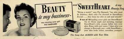 SweetHeart – Beauty is my business- (1952)