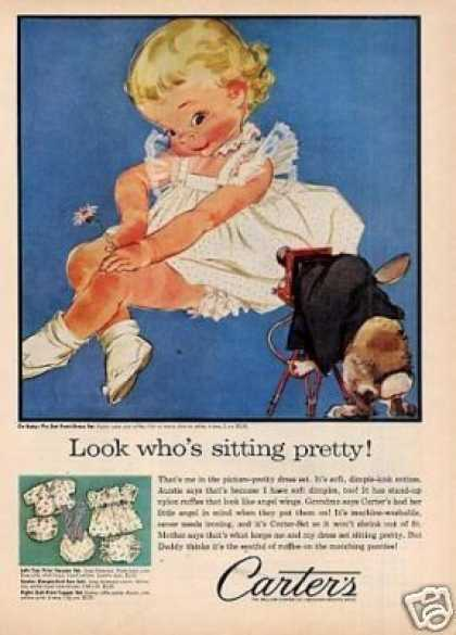 Carter's Children's Clothes (1958)