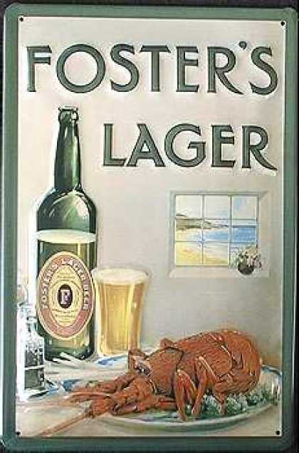 Foster´s Lager