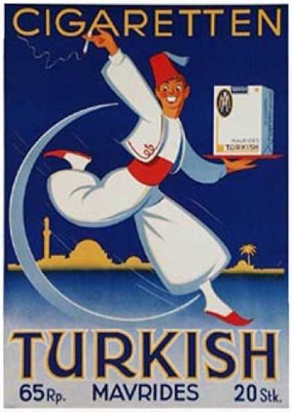 Turkish – Noel Fontanet (1940)