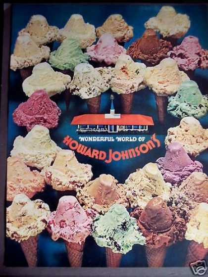Howard Johnson's Ice Cream (1963)